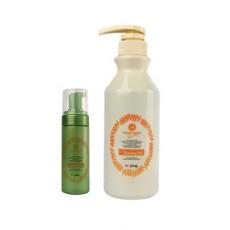 버블 크린싱(약산성폼클린져)170ml/500ml-모든피부외 문제성 피부에더 강력 추천